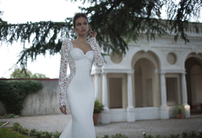 Berta Bridal Couture 2014 Winter Collection | Dress 17