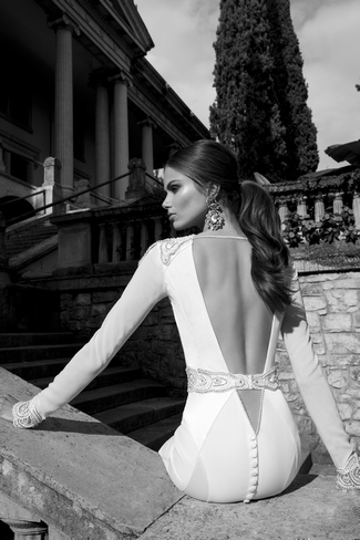 Berta Bridal Couture 2014 Winter Collection | Dress 18