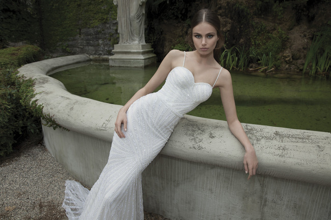 Berta Bridal Couture 2014 Winter Collection | Dress 19