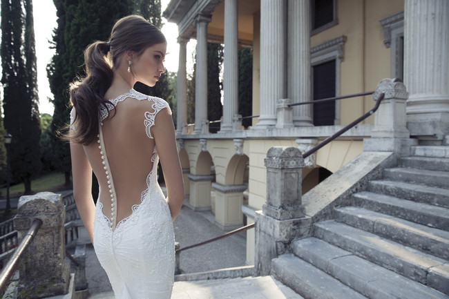 Berta Bridal Couture 2014 Winter Collection | Dress 20