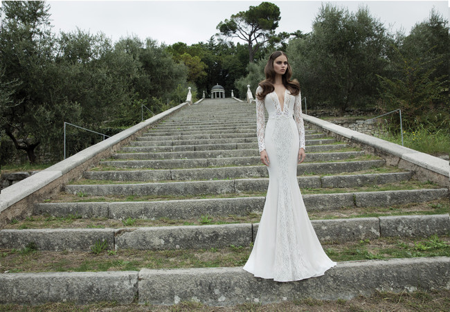 Berta Bridal Couture 2014 Winter Collection | Dress 22