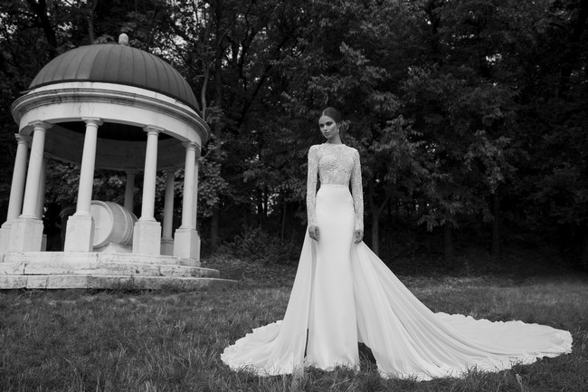 Berta Bridal Couture 2014 Winter Collection | Dress 23