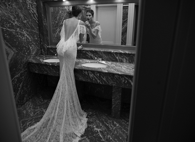 Berta Bridal Couture 2014 Winter Collection | Dress 25