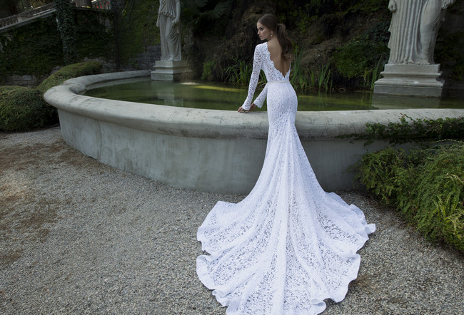 Berta Bridal Couture 2014 Winter Collection | Dress 26