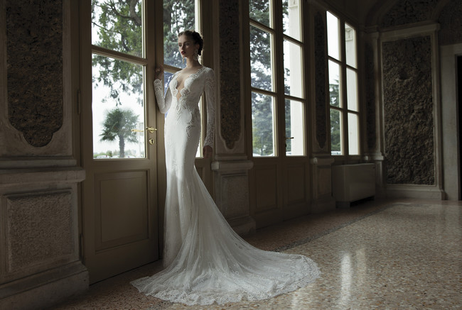 Berta Bridal Couture 2014 Winter Collection | Dress 30