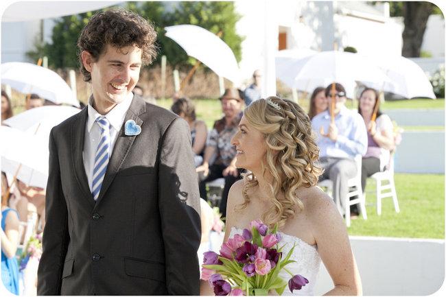 Bright and Beautiful Wedding at Kleinevalleij, Wellington