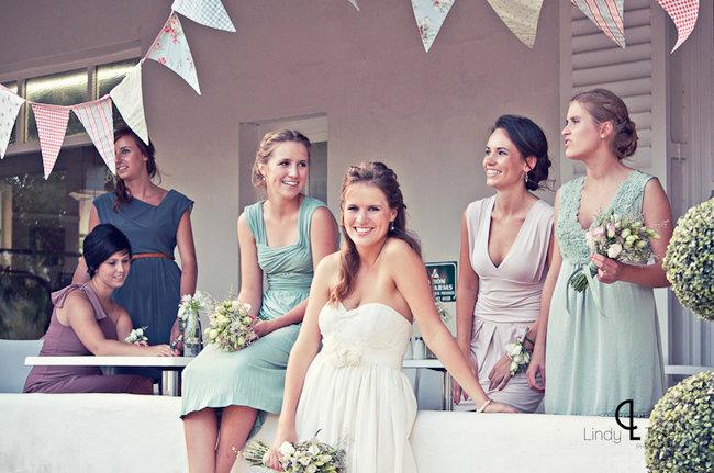 Eco Friendly Karoo Style Garden Wedding, South Africa