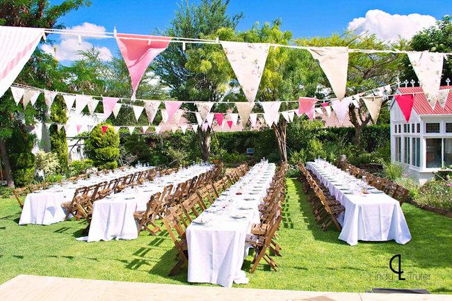 Eco friendly karoo style garden wedding south africa junglespirit Gallery