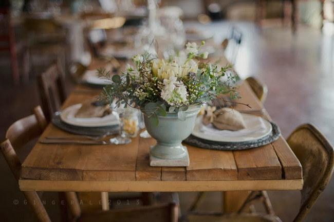 Farmstyle Country Wedding Theme  Nutcrackers Country Retreat