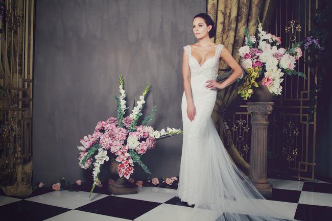 Kobus Dippenaar 2014 Bridal Collection | Rio