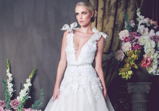 Kobus Dippenaar 2014 Bridal Collection | Jonelle