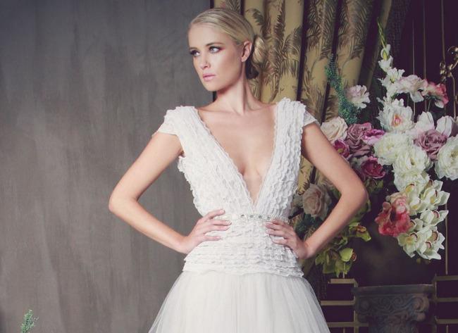 Kobus Dippenaar 2014 Bridal Collection | Karla