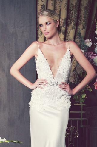 Kobus Dippenaar 2014 Bridal Collection | Nina