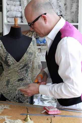 Kobus Dippenaar Wedding Dress Designer