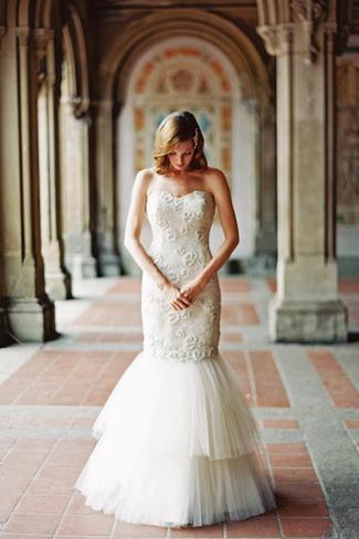 Sareh Nouri 2014 Bridal Collection | Delphine