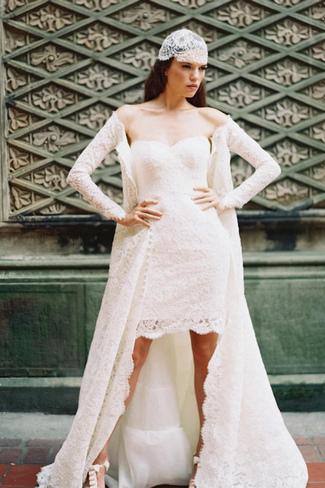 Sareh Nouri 2014 Bridal Collection | Halina