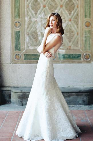 Sareh Nouri 2014 Bridal Collection | Skylar