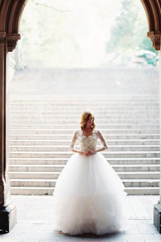 Sareh Nouri 2014 Bridal Collection | Ziba
