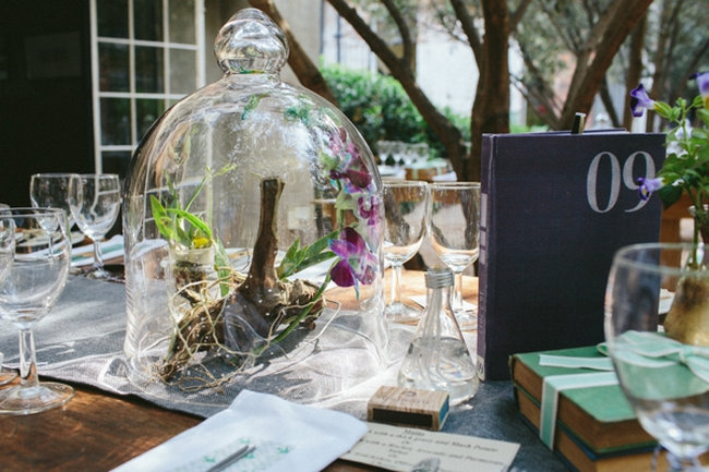 Urban Botanical Wedding, Arts on Main, Joburg