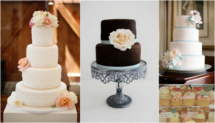 Vintage Wedding Ideas: Expert Cake Tips