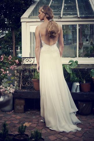 Elbeth Gillis 2014 Bridal Collection {Exclusive Premiere}   Alison