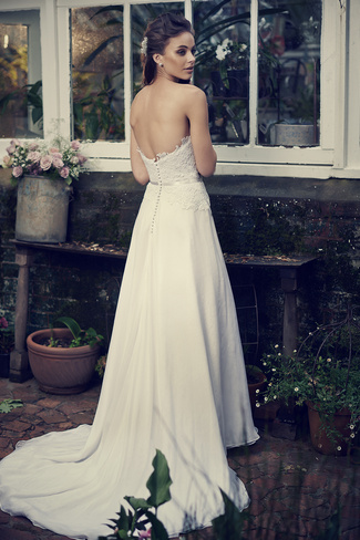 Elbeth Gillis 2014 Bridal Collection {Exclusive Premiere}   Jennifer