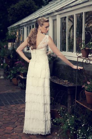Elbeth Gillis 2014 Bridal Collection {Exclusive Premiere}   Anastasia