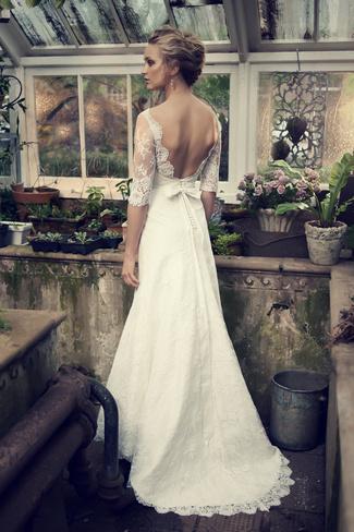 Elbeth Gillis 2014 Bridal Collection {Exclusive Premiere}   Catherine