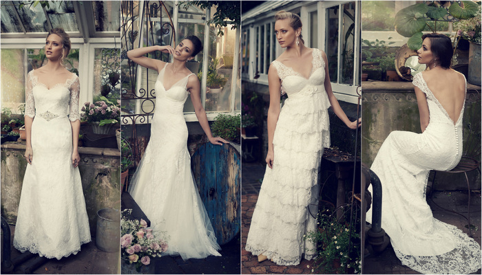 Elbeth Gillis Bridal Collection 2014 Premiere {Exclusive}