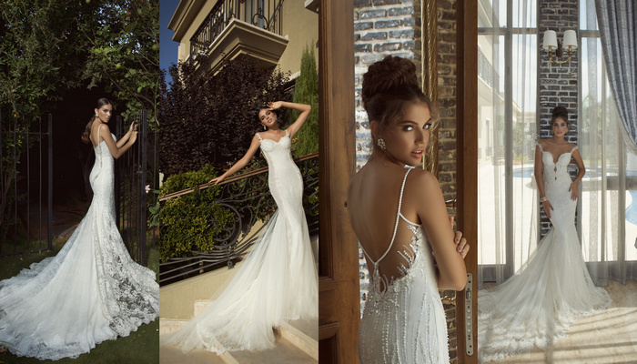 Galia Lahav Empress Wedding Collection Part 2