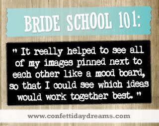 Real Bride Advice