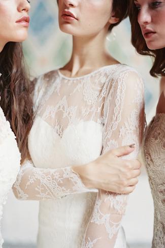 Sareh Nouri Fall 2014 Bridal Collection