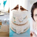Turquoise & White Country Love Wedding Theme East London