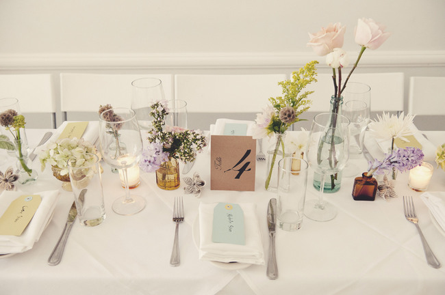 Vintage Literary Themed Wedding, Brooklyn New York