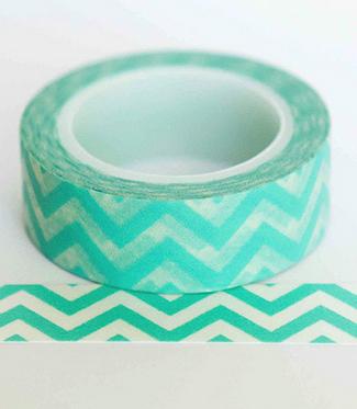 Chevron Washi Tape {Wedding Trends}