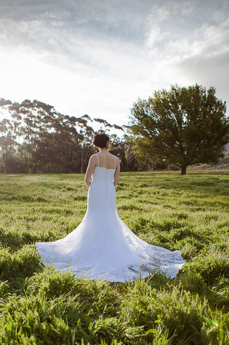 Simple Country Elegance Stanford Valley Wedding South Africa
