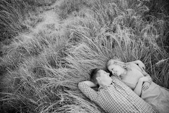 Fields of Love Shoot - Outdoor Engagement Session