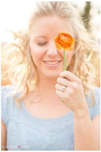 Choosing Your Spring Wedding Bouquet