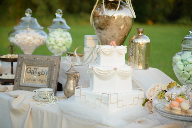 Gatsby 1920 Vintage Wedding Ideas