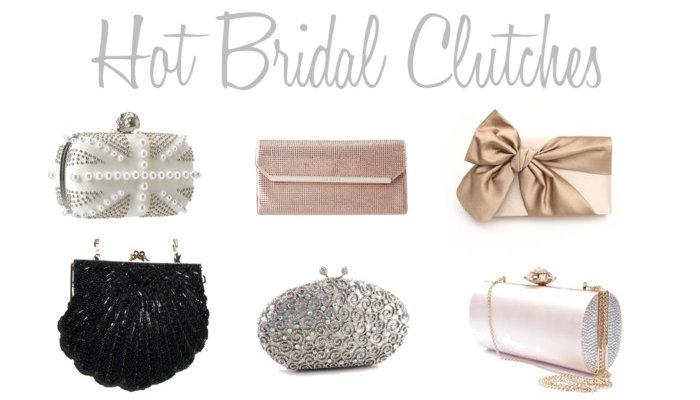 25 Hot Bride & Bridesmaid Clutches