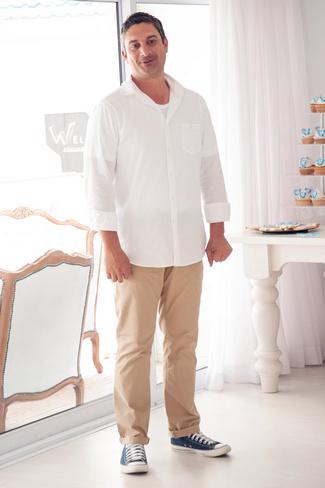Navy & White West Coast Beach Wedding, Western Cape