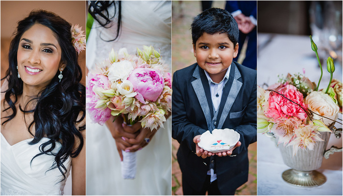 Pearls & Lace Pink Love Birds Wedding, Langkloof