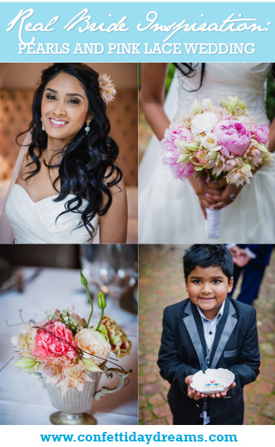Pearls & Lace Pink Love Birds Langkloof Wedding