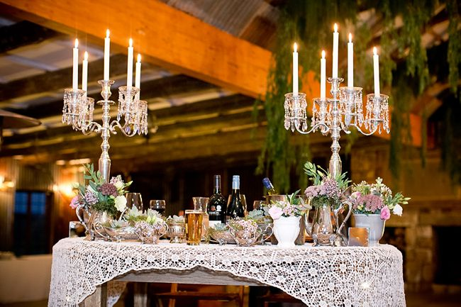 Baby S Breath Amp Succulents South African Farm Wedding