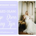 Tips for Buying a Recycled Vintage Gown {Wedding Planning Series}