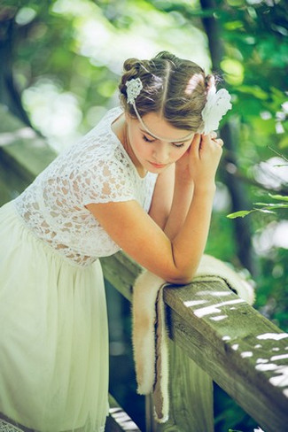 2014 Blair Nadeau Millinery Bridal Collection