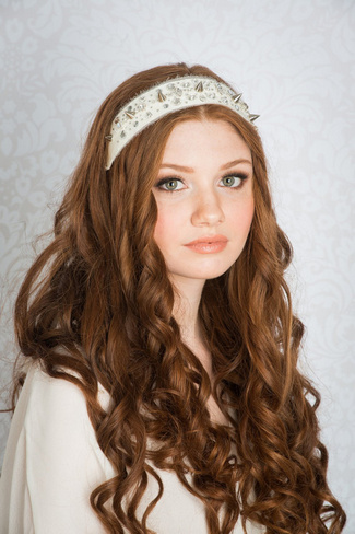 2014 Blair Nadeau Millinery Bridal Veil and Headpiece Collection 06