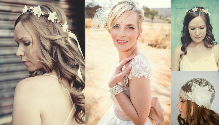 Bridal Wedding Hairstyles for Outdoor Weddings
