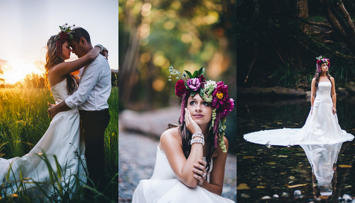 Bohemian Beauty – Anniversary Love Shoot