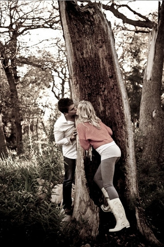 Engagement Photo Poses and Ideas